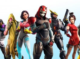 Fortnite Season 9 Patch Notes Characters Skins