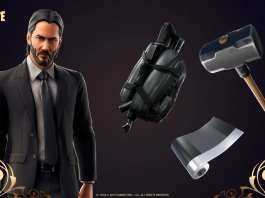 John Wick Fortnite Event Unlock Guide